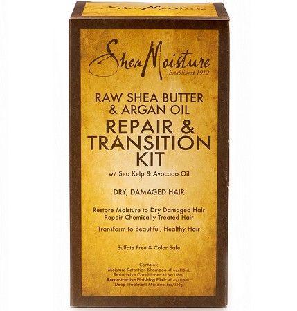 Shea Moisture Raw Shea Butter & Argan Oil Repair & Transition Kit  $17.95 Visit www.BarberSalon.com One stop shopping for Professional Barber Supplies, Salon Supplies, Hair & Wigs, Professional Product. GUARANTEE LOW PRICES!!! #barbersupply #barbersupplies #salonsupply #salonsupplies #beautysupply #beautysupplies #barber #salon #hair #wig #deals #sales #Shea #Moisture #Raw #Shea #Butter #Argan #Oil #Repair #Transition #Kit