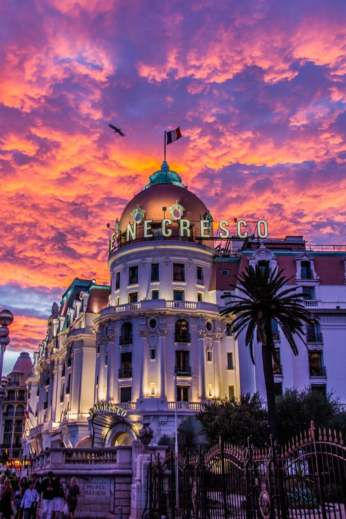 Le Negresco Hotel - Nice, France | by mikeelmasry