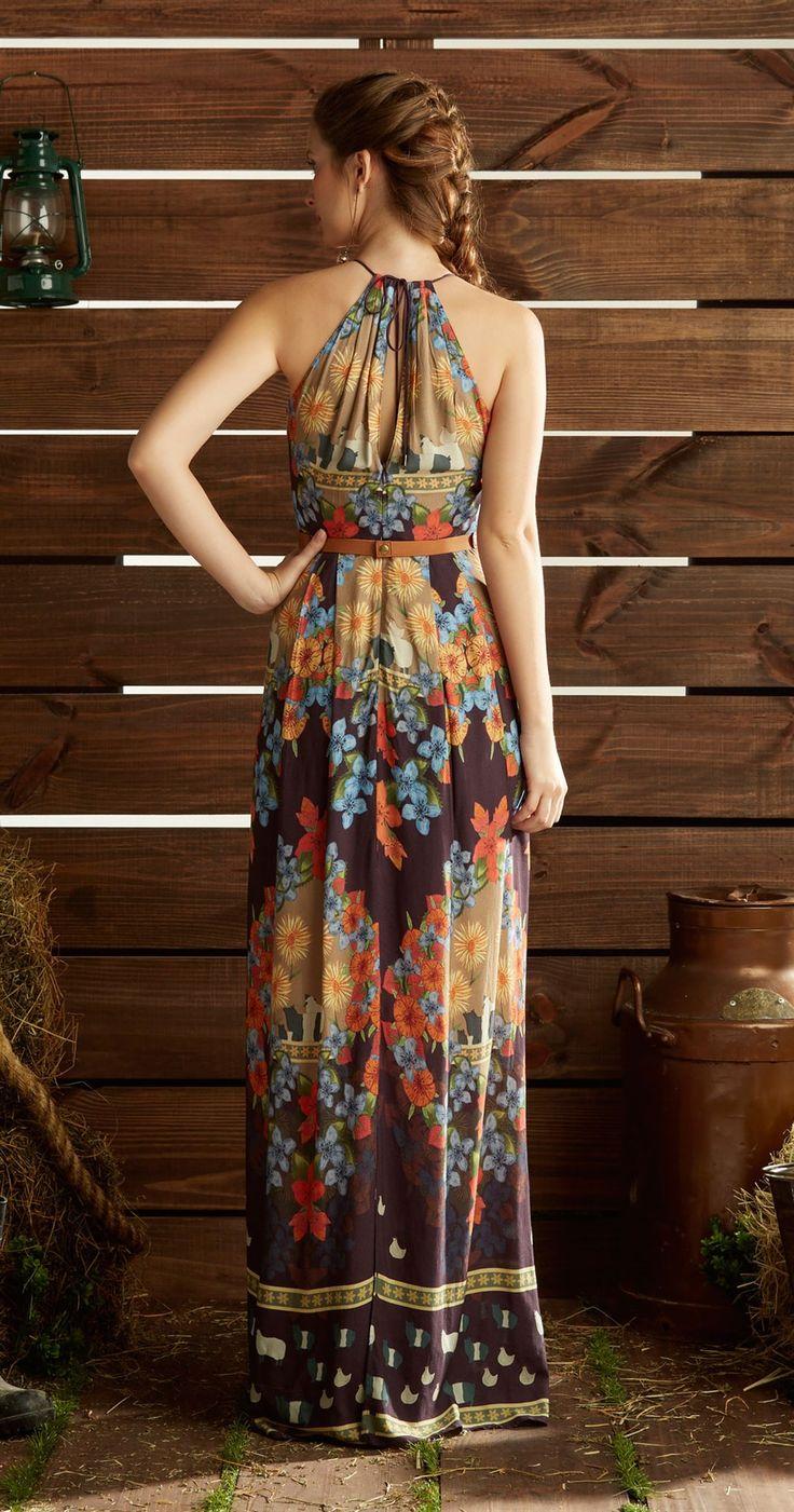 Só na Antix Store você encontra Vestido Flor do Interior com exclusividade na internet
