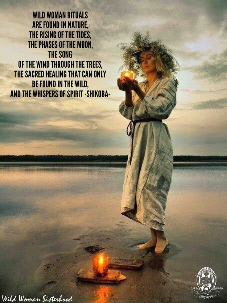 Wild Woman Rituals are found in Nature, The rising of the tides, The phases of the Moon, The song of the wind through the trees, The sacred healing that can only be found in the Wild, And the whispers of Spirit -