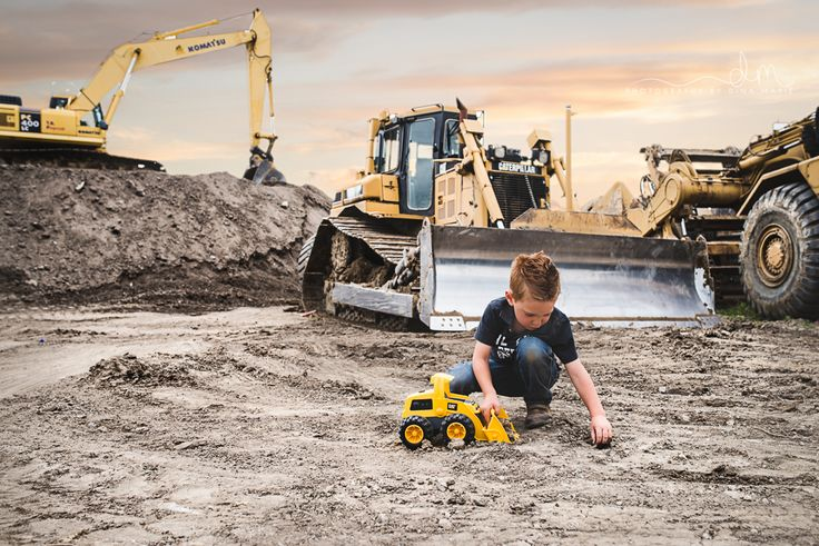 Construction Site Boy Lifestyle Metro Detroit Macomb Mi
