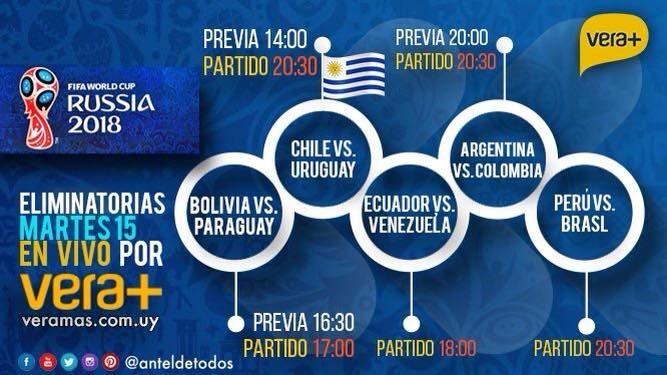 Hoy tenemos una cita obligada frente a las pantallas o al lado de las radios. Juega la celeste! Arriba Uruguay!!