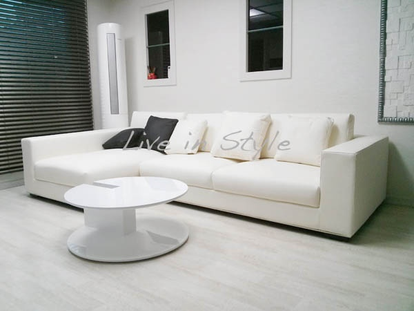 1000 Ideas About White Leather Sofas On Pinterest Chair