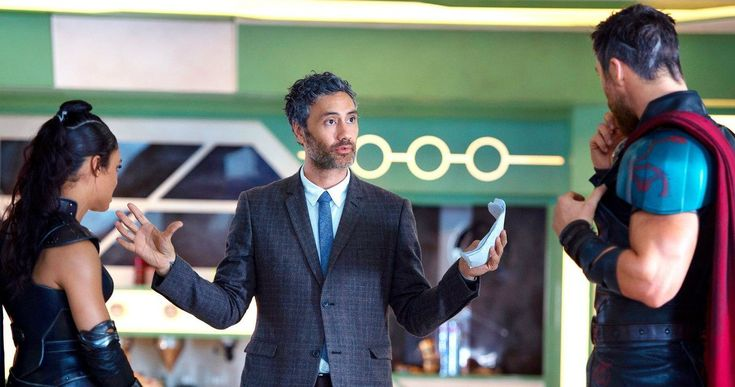 Thor 3 Director Used Illegally Downloaded Video for His Pitch Reel -- Taika Waititi told an interviewer that he made his sizzle reel for Thor: Ragnarok from illegally downloaded clips through torrents. -- http://movieweb.com/thor-ragnarok-sizzle-reel-torrented-video-taika-waititi/