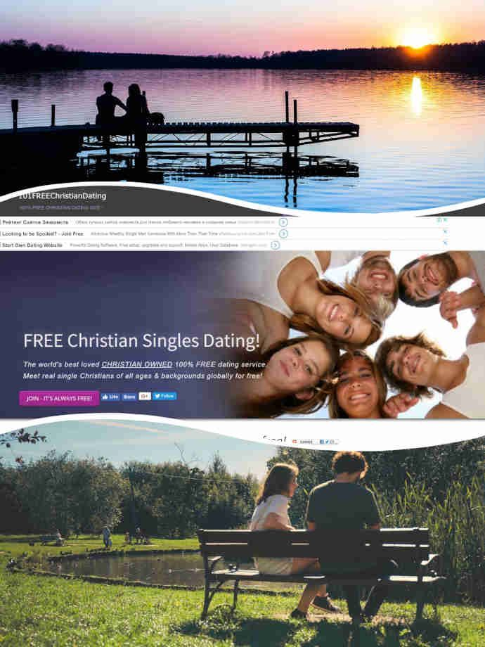 Real dating site free