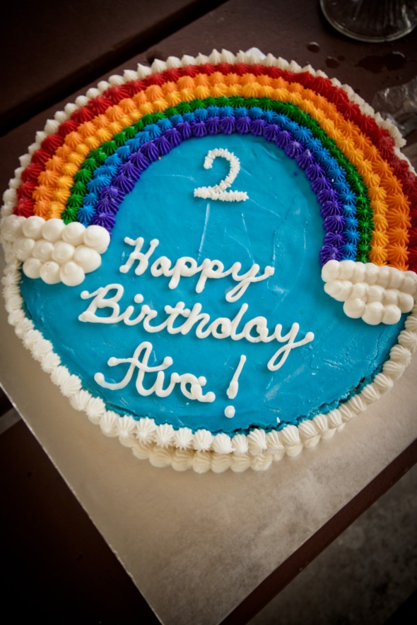 Rainbow parties, Rainbow birthday party and Rainbow birthday