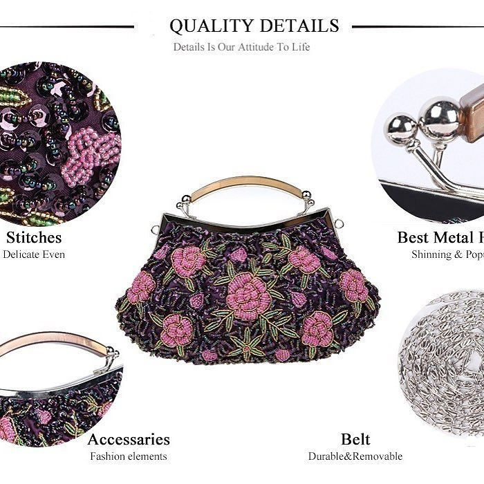 Available @style_by_sr  Item: Beautiful Hot Stylish HANDMADE Embroidery Beaded Flower Party Clutch  PKR:5499/- $53  Free Delivery in PK . . . . . . .  #onlineshopping #shoppingonline #onlineshoppingpakistan #onlineshoppingpk #bag #handbags #bags #clutch #clutchbag #fashionbag #crossbody #leather #canvas #canvasbag #totebag #minibag #shoulderbag #freedelivery #lahore #lahoreshop #lahoreshopping #style_by_sr