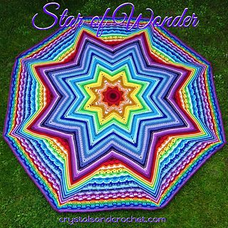Ravelry: Star of Wonder pattern by Helen Shrimpton
