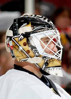 Tomas Vokoun - Pittsburgh Penguins. Thanks Tomas for stepping up and playing like a beast!! You kept us going!