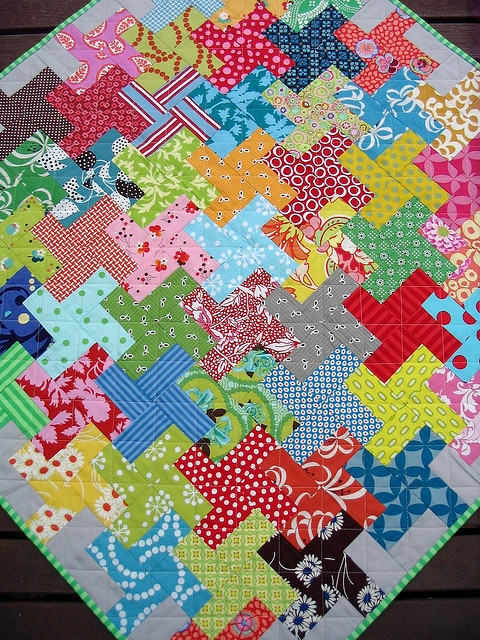 17 best Quilts: Tessellations images on Pinterest | Crafts ... : tessellation quilt blocks - Adamdwight.com