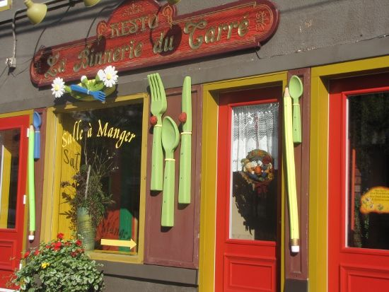 Restaurant in Quebecs Eastern Townships