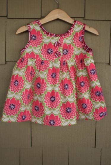 how to make a dress with a bodice