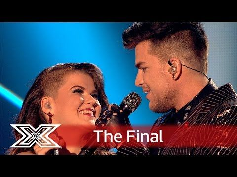 Magnifico! Saara and Adam Lambert team up for Bohemian Rhapsody! | Finals | The X Factor UK 2016 - YouTube