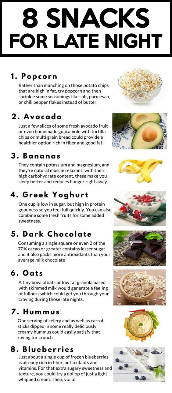 17 Best ideas about Healthy Late Night Snacks on Pinterest ...