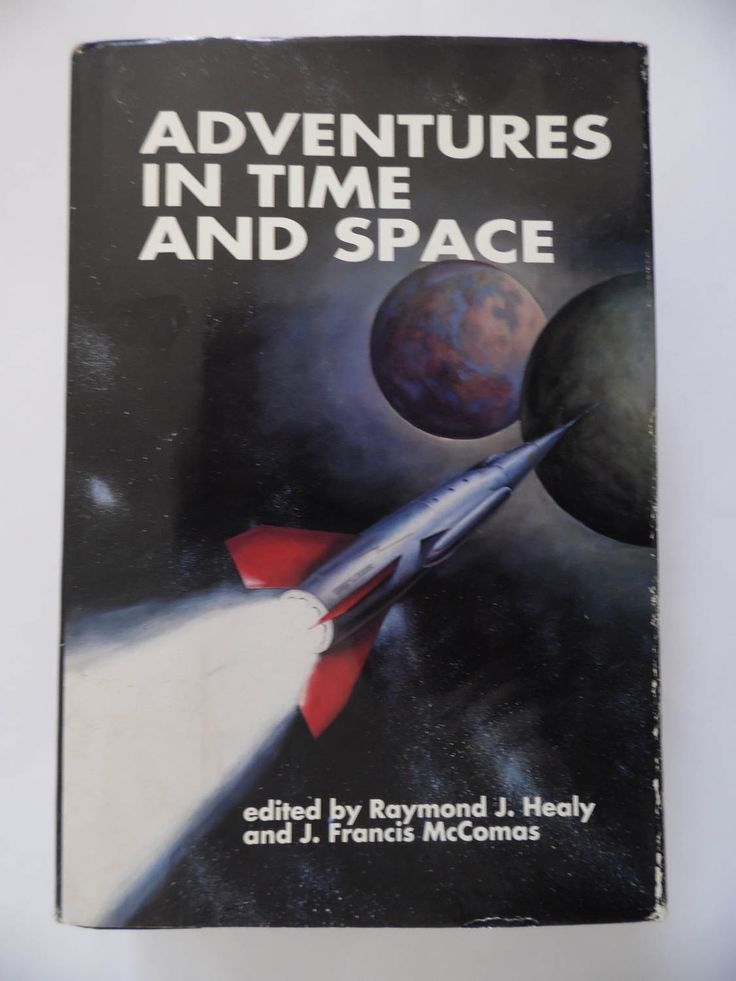 Adventures In Time And Space Science Fiction Stories Collection 1957 Random House Modern Library Edition Hard Cover by theposterposter on Etsy