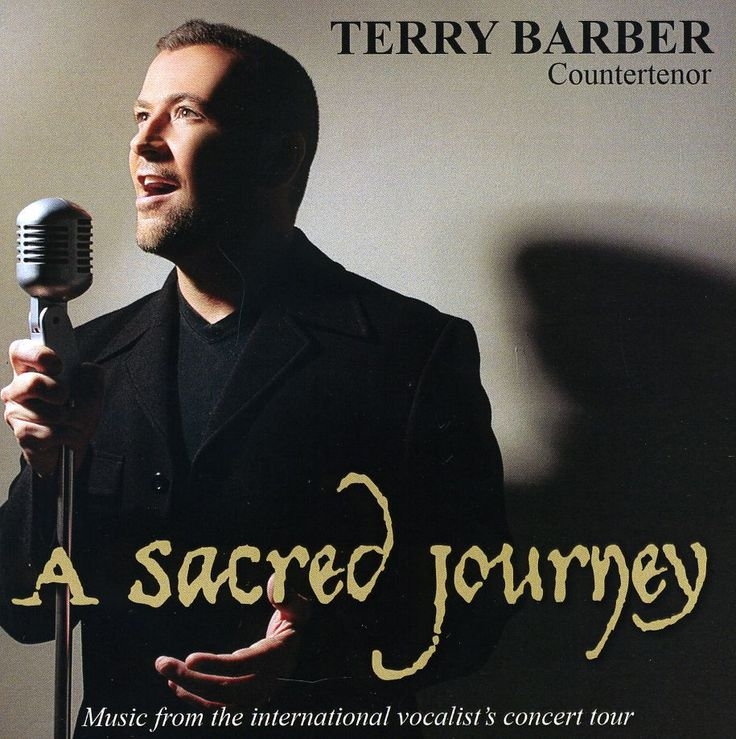 Terry Barber - Sacred Journey