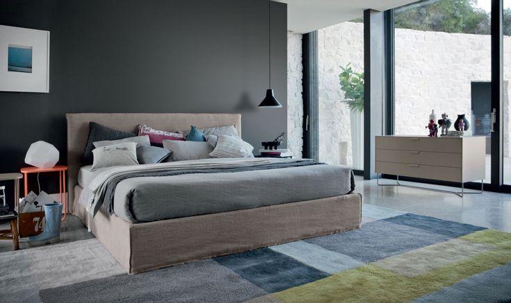 Letto Twiggy Novamobili #homedecor #interiordesign