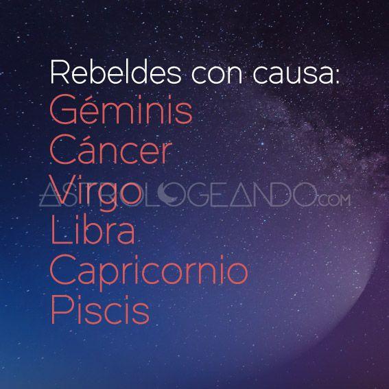 #Géminis #Cáncer #Virgo #Libra #Capricornio #Piscis #Astrología #Zodiaco #Astrologeando