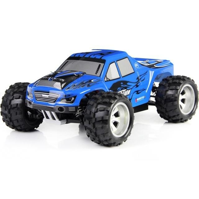Boy 1:18 RC Full Proportional Truck Remote Controlled Toys Car 2.4G Radio Control High Speed Truck RC Buggy Off-Road Car Model