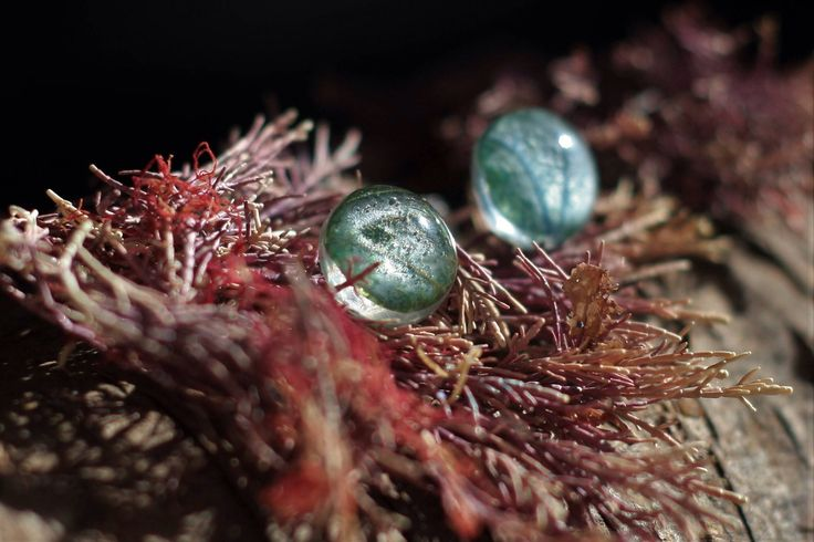 Sea Green #Hydrangea stud earrings with #eco #resin & sterling silver studs, made in #ireland, sea inspired, wedding #anniversary, thanks giving by GoldenForestBoutique on Etsy https://www.etsy.com/ie/listing/557783715/sea-green-hydrangea-stud-earrings-with