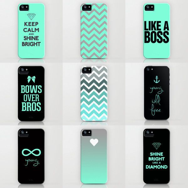 Tiffany iPhone Cases by RexLambo ($35) i love all of these ! Like fr