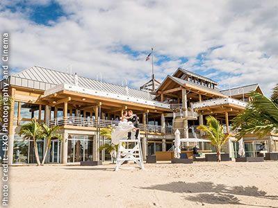 The Crescent Beach Club Long Island Weddings Wedding Venues 11709