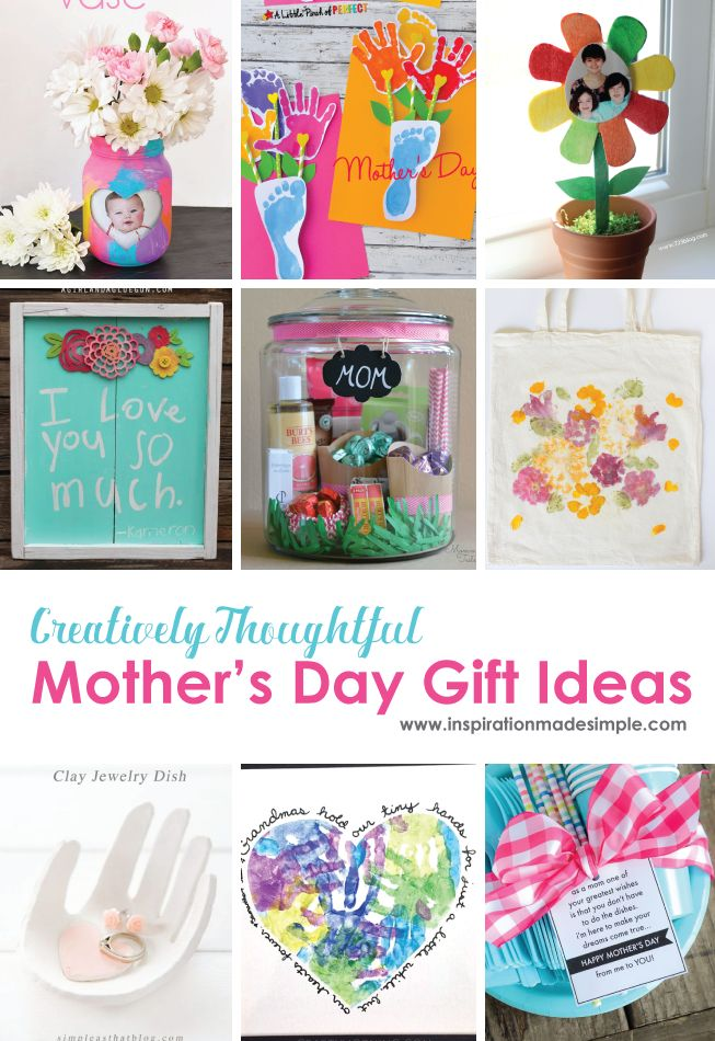 Creatively Thoughtful Mother's Day Gift Ideas | Gift