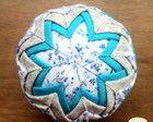 Bola de Natal de Origami 7cm