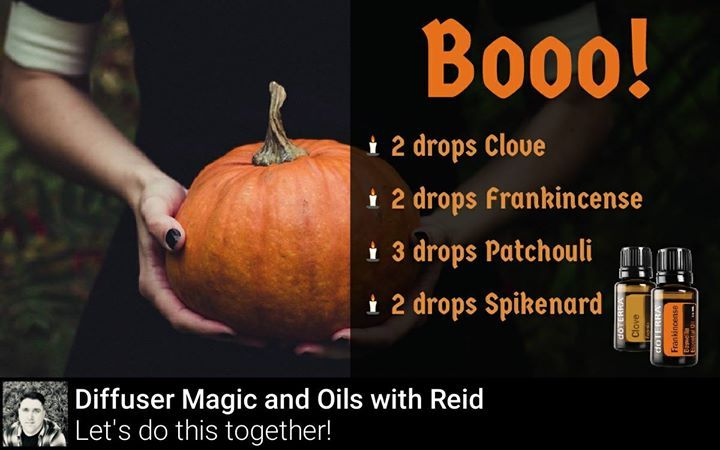 Make sure this diffuser blend is in full effect this Halloween - it is perfect for the trick-or-treaters  FREE Emotional Guide to Essential Oils EBook --> http://ift.tt/2ztEH47            #가을 #fall #autumn #가을신상 #하늘 #날씨 #패션 #데일리룩 #가을옷 #가을네일 #leaves #pumpkin #fallcolors #trees #colorado #autumnleaves #seasons #바람 #essentialoil #doterra #aromatherapy