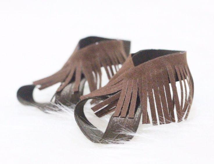 Image of Boho Fringe Sandals