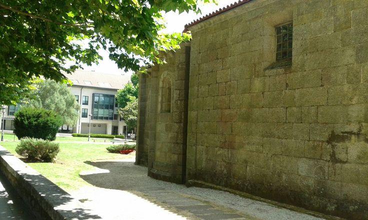 Santa María de Cambre. 3/08/16