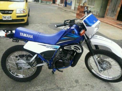 Yamaha DT 125.