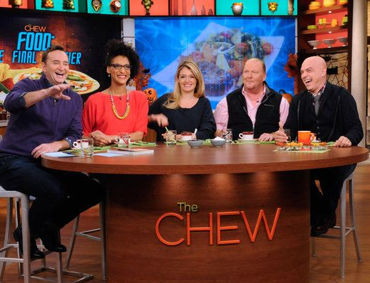 Live tweet with the hosts on Tuesday, December 3 from 1-2 pm EST! Use #TheChew500 to join the conversation.