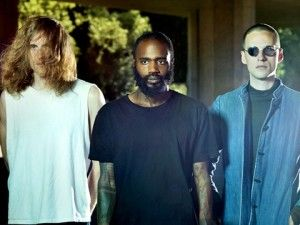 NEWS: The alternative hip-hop group, Death Grips, has announced a North American tour, for the summer. They will be touring in support of their new album, The Powers That B. You can check out the dates and details at http://digtb.us/1Cw03D4