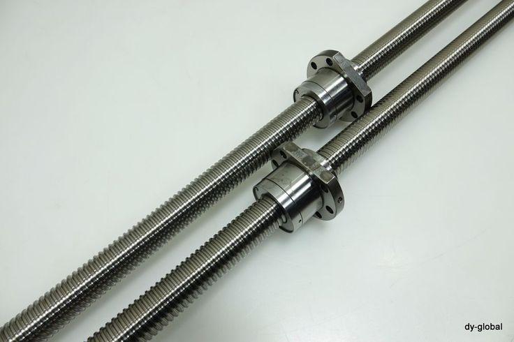 NSK Used W3211-265PSS-C5Z,3205+1330L Single Ball Screw no preload BSC-I-429=2FX3 #NSK