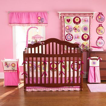 TOO GOOD by Jenny McCarthy Love Bug Bedding Coordinates