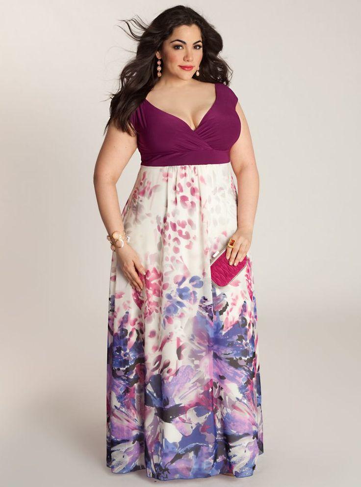 Petite maxi dress size 4