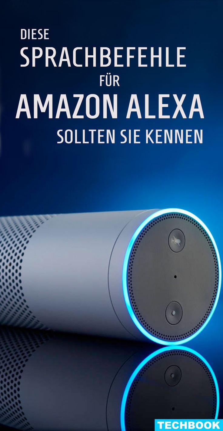 Diese Sprachbefehle für Amazon Alexa musst du kennen!