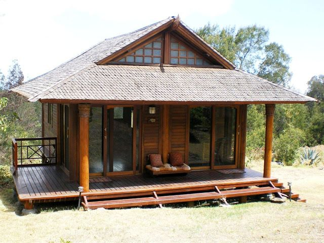 Mandala Eco Homes, Hawaiian Style Cottage, 380 sf