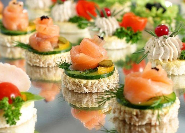 Бутерброды на праздничный стол - 15 рецептов » Женский Мир
