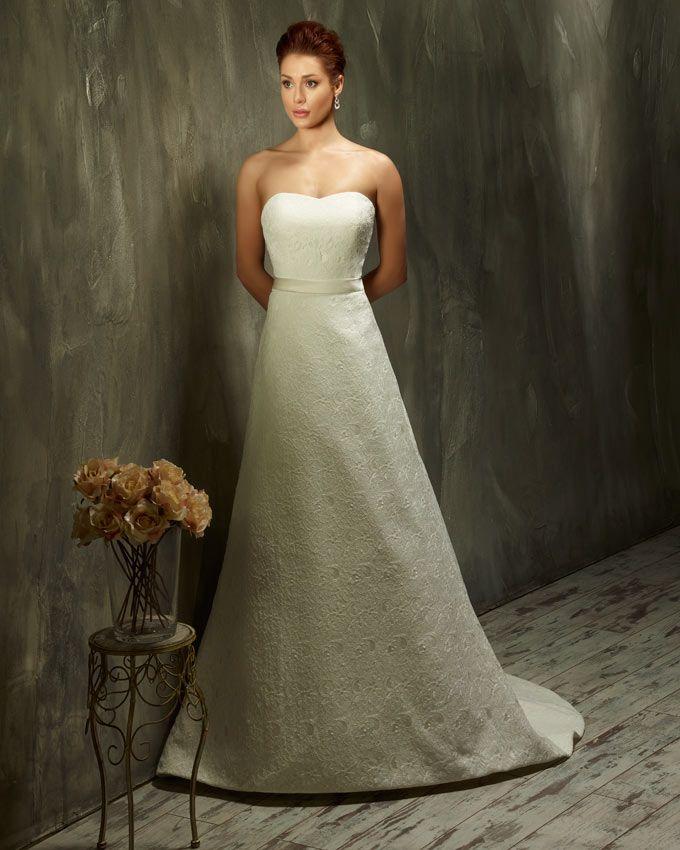 Dress: 70437 L/Z Available Colors: Ivory & White Material: Lace/Satin Sizes: EU 32-64 UK 6-38 USA 2-34