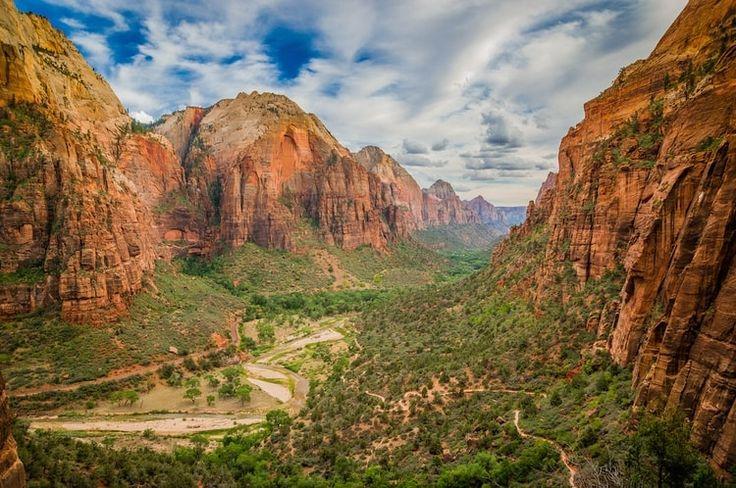 Avec ses sites incontournables comme le Grand Canyon, Yellowstone ou Monument…