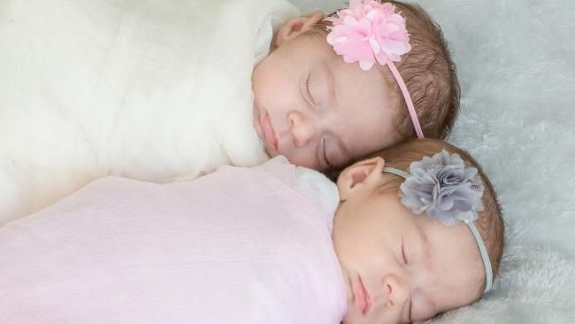 #Babies of the week: Parents get double the joy with #twin girls. #Twinning