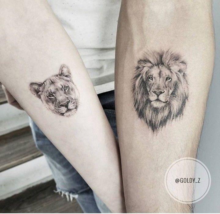 AWESOME ANIMAL TATTOOS Wunderschöne Tattoos, mit denen Sie sich inspirieren lassen können. #tattoo # …