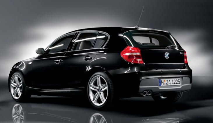 BMW 120D Sport Automatic