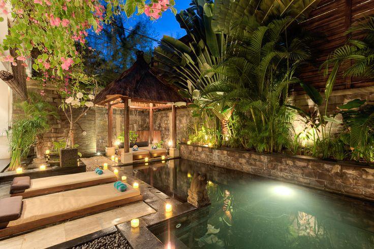 Private pool villa in Seminyak