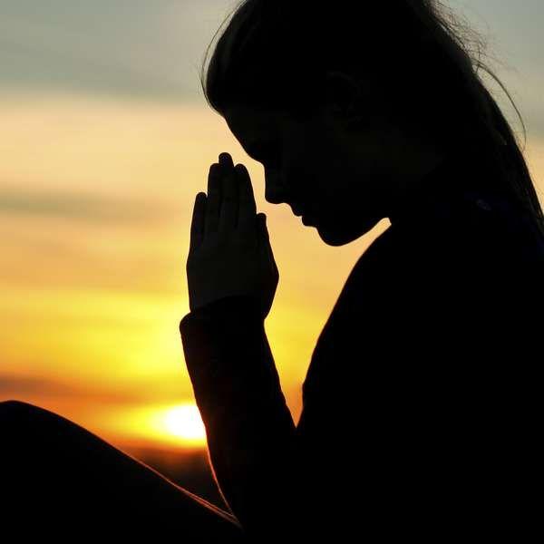 Quando tudo der errado, faça oração para limpeza energética