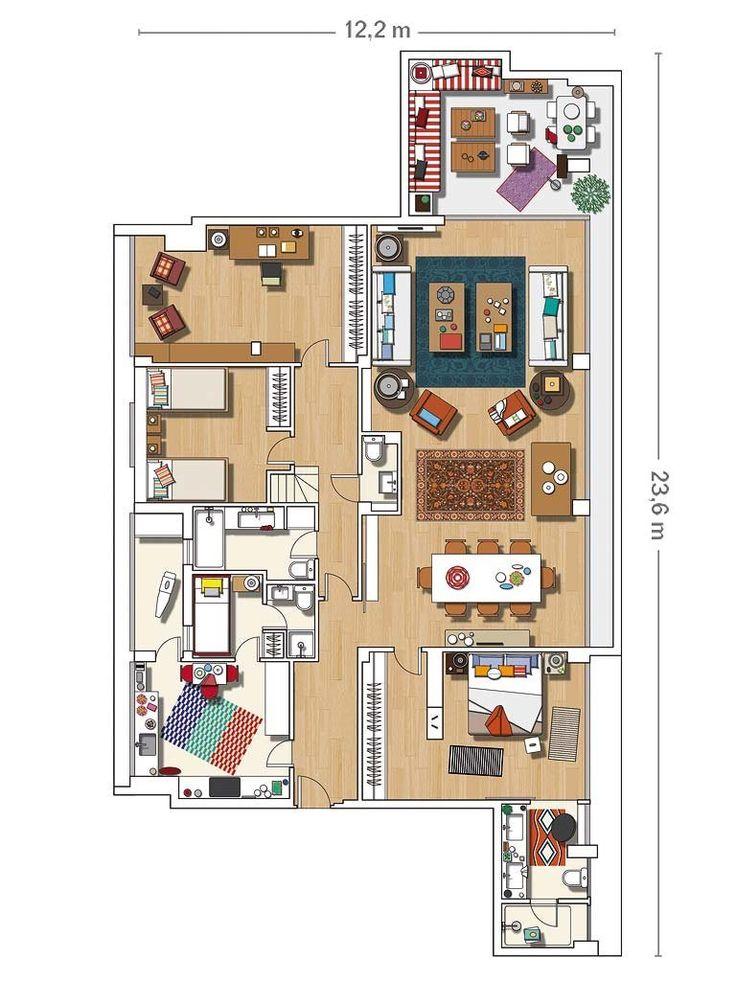 Oltre 25 fantastiche idee su architettura vittoriana su for Planimetrie in stile cottage
