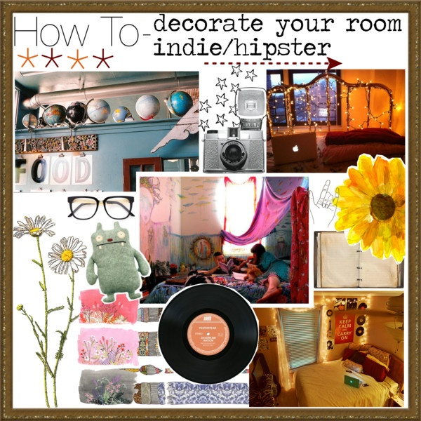 25 best ideas about indie hipster room on pinterest Indie room decorations