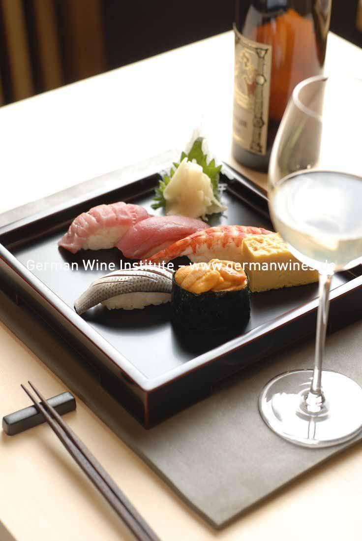 Wein Und Sushi   Wine And Sushi